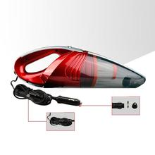 New Arrival Car Portable Super Cyclone Handheld Vacuum Cleaner for Car/Vehicle 12V 120W Red M26