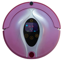 Multifunctional Robot Vacuum Cleaner Self-Charge Home Appliances Schedule Remote Control(China)
