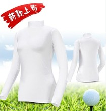 2017 CA women's golf anti-UVA underwear summer sports cooling touch ice silk sun block underdress 4 colors OEM available