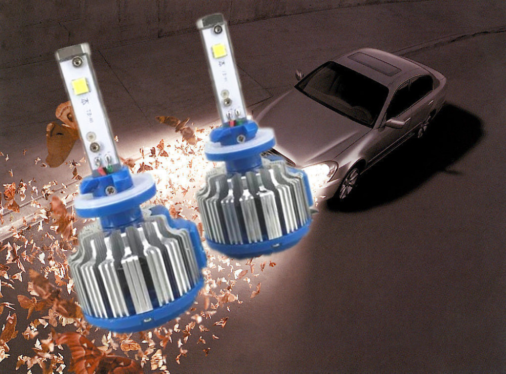 880 881 70W 7000LM/set Car Headlight Conversion Kit Driving Lamp Bulb Car External Lights Fog Head Light<br><br>Aliexpress