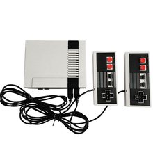 Lumiparty For Mini NES Game Consoles Professional System For NES Built-in 500 Childhood Classic TV Video Game With Dual Control
