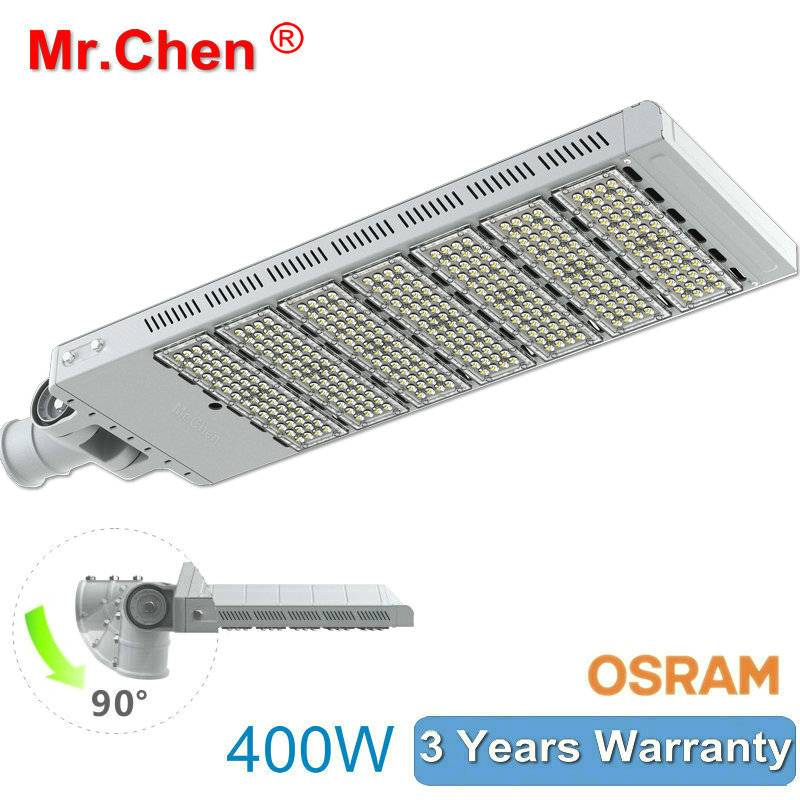 Road Highway Bridges Sidewalks Squares School Residential Industrial Outdoor Lighting Adjust angle 50B 400W Led Street Light(China (Mainland))