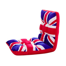 Hot Sale Lazy Chair Corner Sofa Bed Folding Floor Chair Creative Bean Bag Beanbag Adjustable Relax Sofa Computer Folding Chair