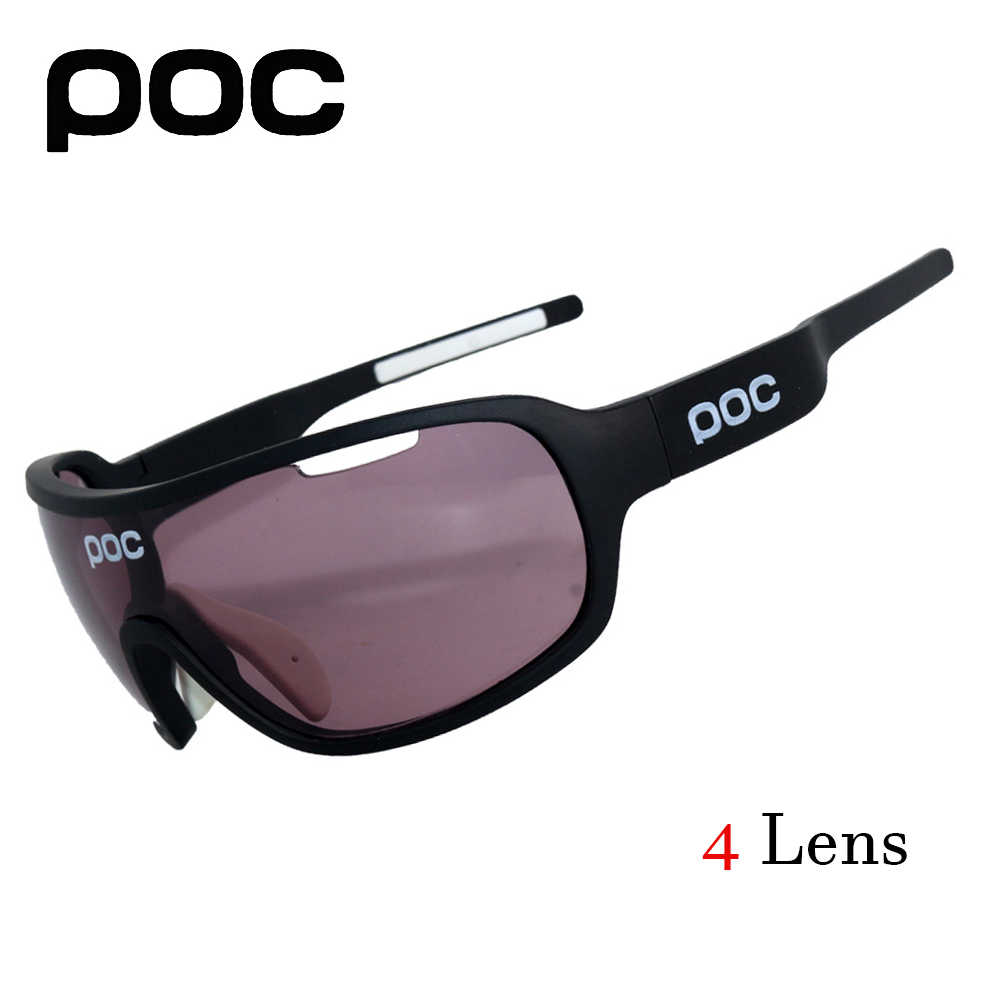57d0d48920 4 Lens NEW Cycling Glasses Polarized Cycle Eyewear Men Women Bike Bicycle  Goggles New Outdoor Sports