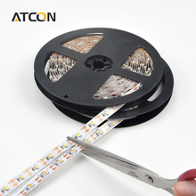 1X DC 5V Power Supply 3528 SMD LED Strip light Ribbon String 50CM 1M 2M 3M 4M 5M For TV Background lighting Decorative lamp Tape