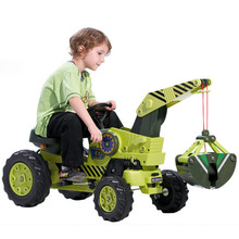 Children's Pedal Ride on car,kids ride on car,pedal car for children,Kids ride on toys,crane truck