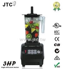 FREE SHIPPING JTC Omniblend Professional Commercial blender with PC jar, Model:TM-800A, Black