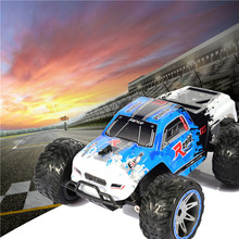 Buy Hot 20KM/h 2.4G Remote Control Car 1:16 Pickup Car PVC Car Four-way High-speed Car Remote Control Model Off-Road Vehicle Toy for $35.53 in AliExpress store
