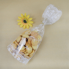 Wholesale 20pcs/set Candy Bags Cookie Gift Box Bags Wedding Decoration Party Festival&event Birthday Decoration Mariage Supplies