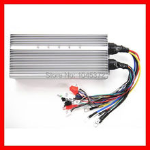 High quality 48V,60V,72V 2000W 24 mosfet BLDC Universal Brushless DC Motor controller for motorcycle,electric-bike,scooter