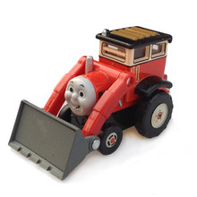 Children Thomas & Friends trains track bulldozer roise Diecast Model alloy metal models train kids toys Jack(China)