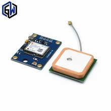 GY-NEO6MV2 new GPS module with Flight Control Flight Control EEPROM MWC APM2.5 large antenna NEO6MV2