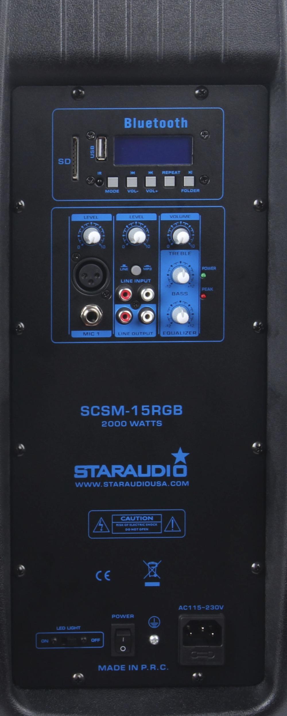 SCSM-15RGB-