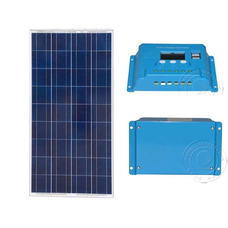 Solar Panel Kit 150W Poly
