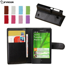 JFVNSUN Case for Microsoft Nokia Lumia X dual Wallet Card Slots Magnetic Leather Flip Cover for Nokia Lumia X Stand Phone Bag