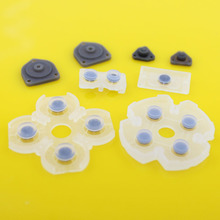 1set Rubber Conductive Button Pad For Sony For PS4 PlayStation 4 DualShock Controller Replacement Useful