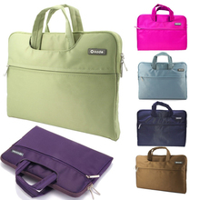New Laptop Ultrabook Notebook Zipper Briefcase Bag 11 12 13 14 15'' & for Macbook Air Pro Sleeve Case for Computer Tablet PC(China)