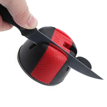Kitchen Tool Knife Sharpener with Suction Pad(China)
