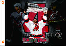 NHL New Jersey Devils Flag 3x5 FT 150X90CM Banner 100D Polyester flag  free shipping 116
