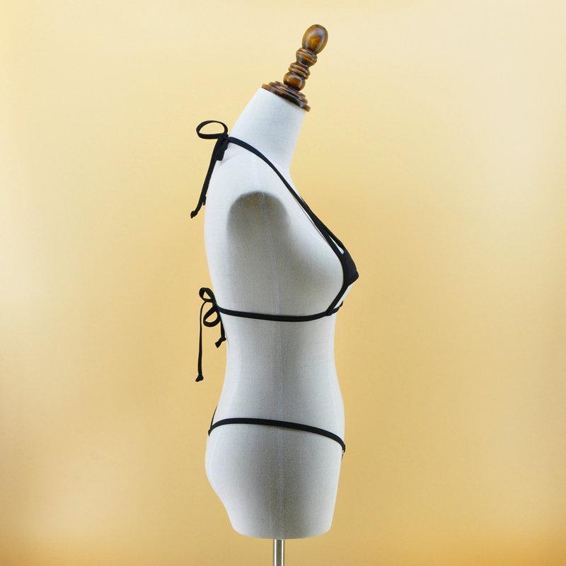 Extreme Sexy Crotchless Micro Bikini Minimal Coverage Swimming Costume Sex Beach Mini Bikinis Set Swim Lingerie Swimwear Female 6