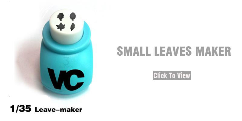 4 en 1 Leaf Maker Modell Scene 1//35 Scenario Real Deciduous Maker Machine Craft Punch Model Sand Table 5mm