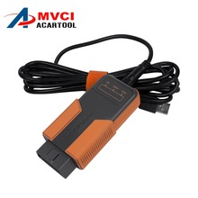 MVCI 3 IN 1 V10.30.029 For TOYOTA TIS Techstream For TOYOTA MVCI Car Diagnotic Tool for Honda/Toyota/Volvo Free Shipping(China)