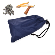 JUST POUCH(BAG)!!! Sling Shot Slingshot Hunting Pouch slingshot ammo outdoor Pouch