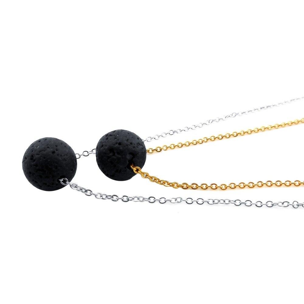 ZP-PS005-8 Lava Diffuser Necklace