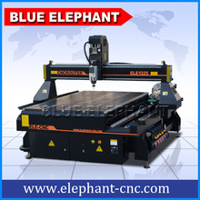 High quality woodworking machine 1325 cnc router with dust collector  cnc router multi woodworking machine