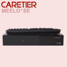 MEELO SE as solo 2 se twin tuner decoder dvb-s2 tuner STB solo2 se hd Linux OS Digital satellite tv receiver(China)
