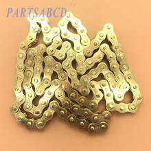 428 52 104 Gold Steel Split Break Link Pit Quad ATV Bike 50cc 70cc 110cc 120cc Drive Chain(China)