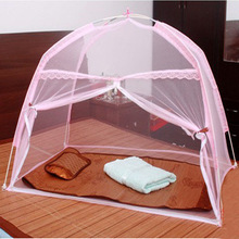 Buy tent cot Baby Cot Insect Mosquitoes Nets Tent Infant Bed Folding Crib Netting Child Baby tenda infantil ciel barraca infantil for $17.22 in AliExpress store