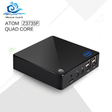 2016New High Quality Mini PC Computer Z3735 1.33GHZ 2GB RAM 32GB SSD 4*USB 1 * HDMI port Htpc and Office Miroc Computer