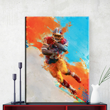 xdr249 Modern Unframed 1pc Canvas Art Sports Football Cowboys Modular Pictures Painting On the Wall For Living Room Cuadros Deco