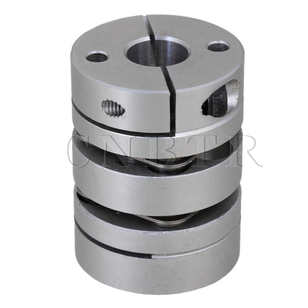 CNBTR D34L45 Shaft Double Diaphragm Coupling Coupler 12x14mm Bore for Servo Motor<br><br>Aliexpress