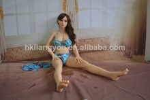 Buy real silicone sex dolls 165cm skeleton Japanese adult mini lifelike anime oral love dolls full vagina pussy big breast men