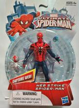 Green Goblin Ultimate Spider man Web Line&Net Action Figure Classic Toys For Boys Children With Retail Box