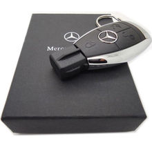New car keys USB flash drive 4G 8G 16G 32G 64G pen drive box packaged memory stick USB2.0 high quality U disk