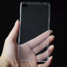 Best Sale Mobile Phone Covers for Huawei P7 P8 P8 Lite P9 P9 Plus Cheap Ultra-thin Clear Transparent Case Case Shell Accessories