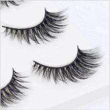 12 different styles Sexy 100% Handmade 3D mink hair Beauty Thick Long False Mink Eyelashes Fake Eye Lashes Eyelash High Quality(China)