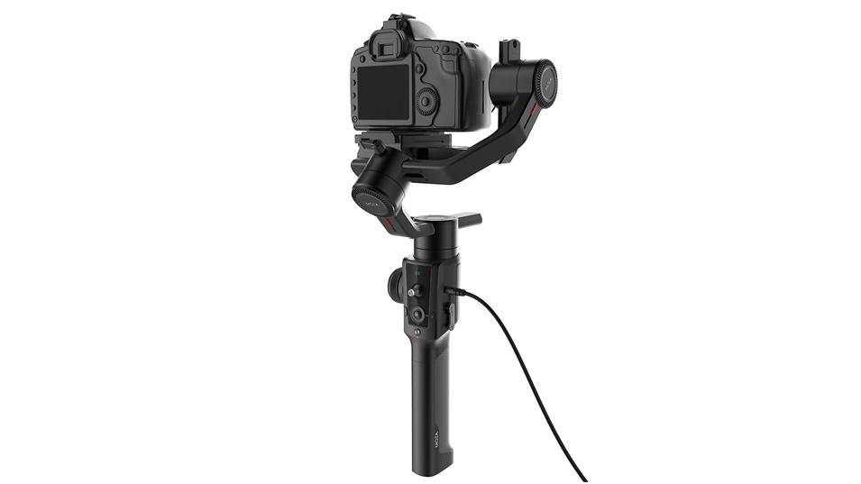 DIGITALFOTO Moza Air 2 Maxload 4.2KG DSLR Camera Stabilizer 3 Axis Handheld Gimbal for Canon Nikon PK DJI Ronin S Zhiyun Crane 2 22