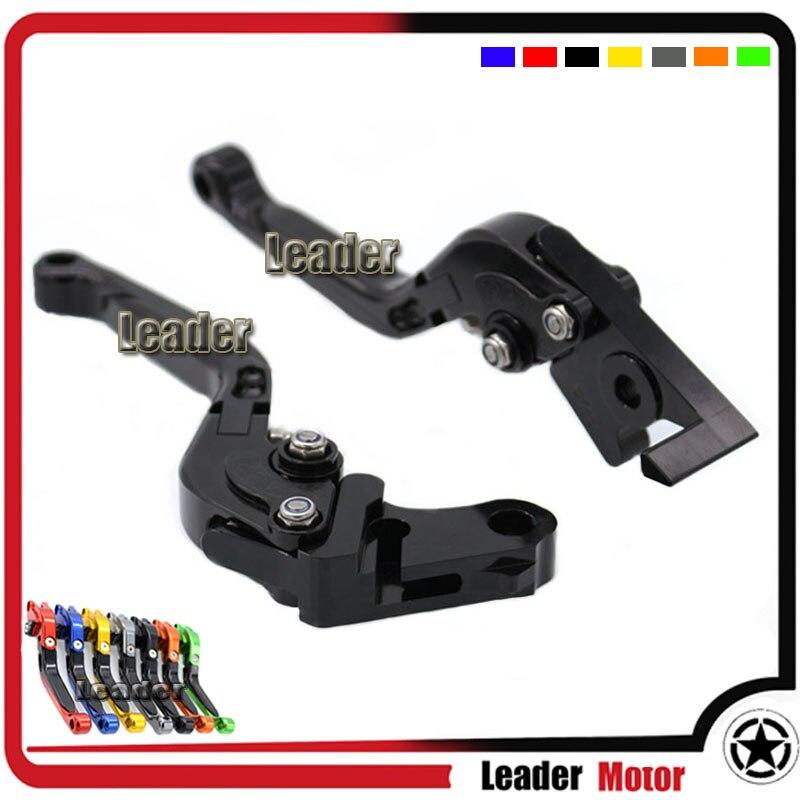 For HONDA CBR250R 2011-2013 CBR300R 2014 CBR500/CB500F/X 2013-2014 Motorcycle Folding Extendable Brake Clutch Levers Black<br><br>Aliexpress