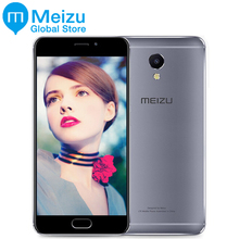"Original Meizu M5 Note 4G LTE Global version 3GB 16GB cell Phone Android Octa Core 5.5"" 13MP Fingerprint 4000mAh OTA Update(China)"