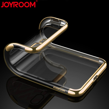 JOYROOM Luxury Case for iphone 7 8 Plus Ultra Thin Soft Rubber TPU Phone Cover Protective Mobile Phone Cases(China)