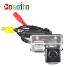 car rear view camera for Toyota corolla 2014 vehicle Reverse cam water-proof CCD cable RCA plug NTSC video in for car dvd player(China)