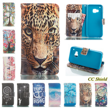 Case for HTC one M9 M 9 Prime 9u 9x 9s One3 M9u M9x M9s Case Luxury fashion painted wallet card slotted mobile phone holster
