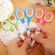 1pc Children DIY Handmade Scissors Kids scissors School Supplies