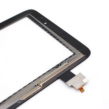 Touch screen Sensor Glass Digitizer For Lenovo IdeaTab A2107 A2207 New B1260 PBP Repair Replacement + Tracking NO 100% Test