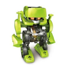 4-in-1 SOLAR ROBOTS//Kid Educate mechanical  and solar Robot/ 4 in 1Robots/New fun for kids
