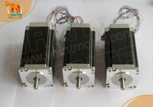 3 PCS Nema 23 wantai Stepper Motor 425oz-in, 4.2A, WT57STH115-4204A CNC Foam Mill Cutter, Engraver,     shipping from Germany!!